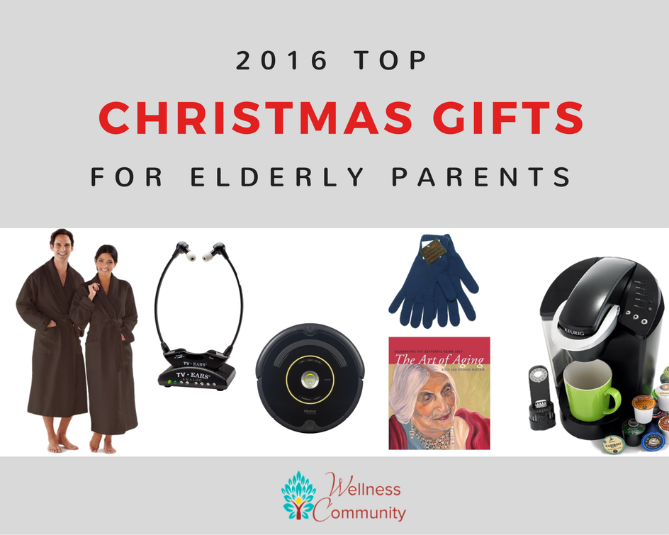 The 8 Best Christmas Gifts For Elderly Parents For 2017: Reviews ...