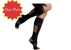 Compression Socks For Large Calves Best