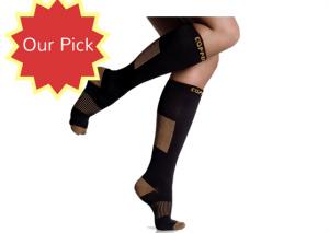Compression Socks For Large Calves Best