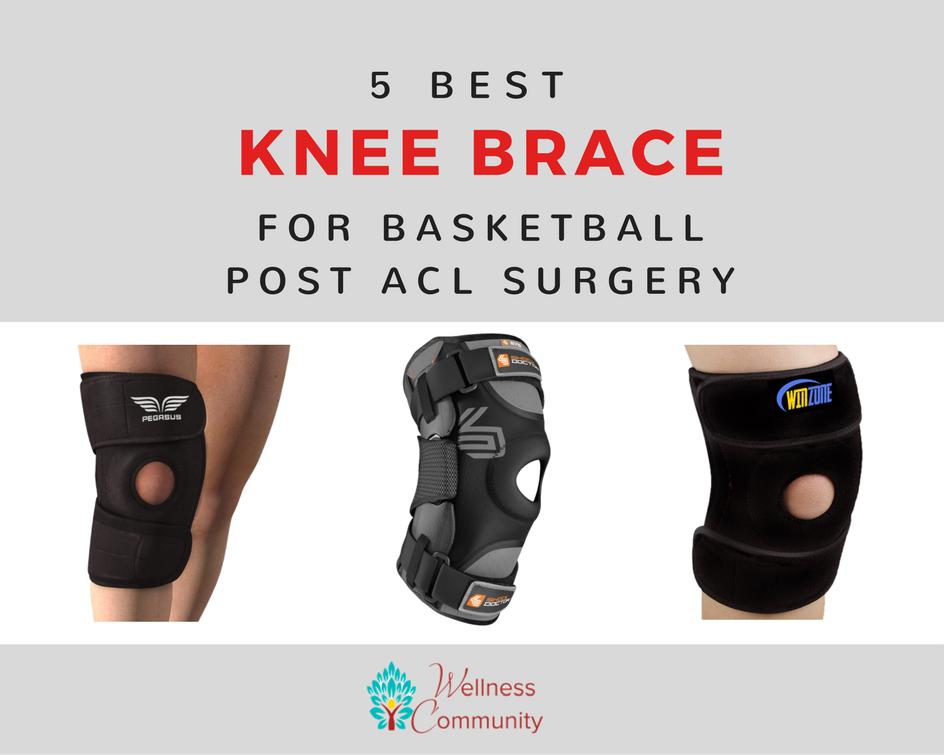 Acl Knee Brace The 5 Best Knee Braces...