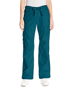 scrub pants that make you look thinner