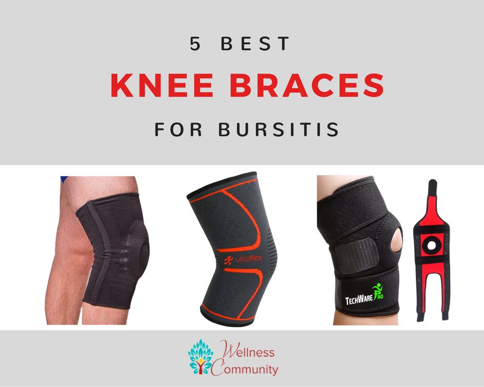 The 5 Best Knee Braces For Bursitis: 2017 Reviews & Deals