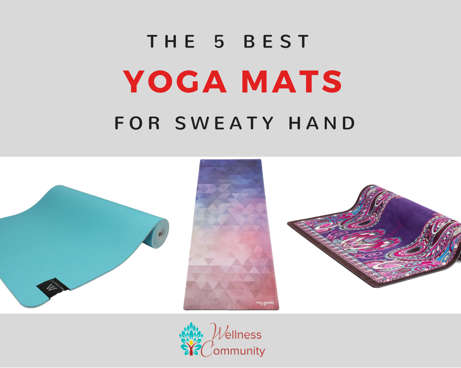 The 5 Best Yoga Mats For Sweaty Hands 2017 Reviews Amp Deals