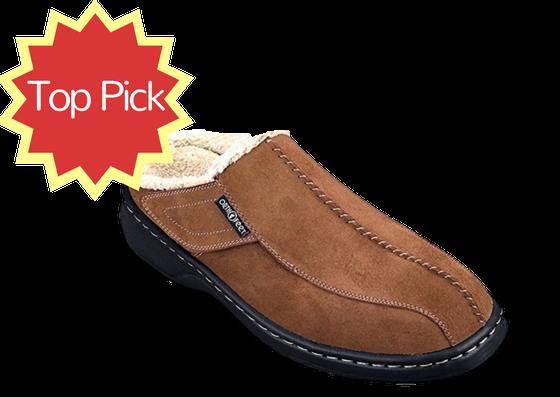 ecd5f9f13c The 5 Best Men's Slippers for Plantar Fasciitis