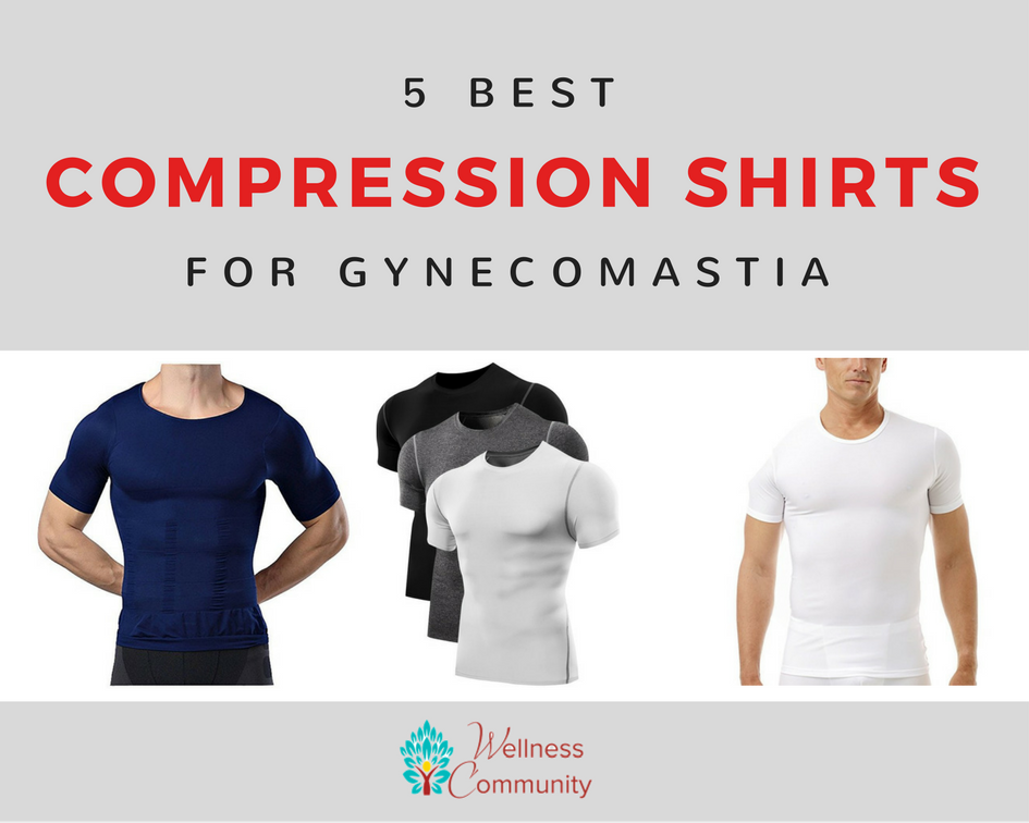 Best Compression Shirt for Gynecomastia
