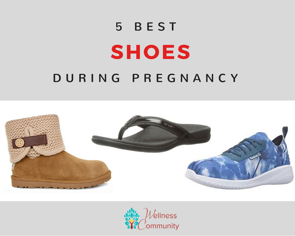 Best Shoes For Pregnancy Edema