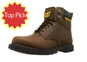 Top Rated Work Boot for Walking on Concrete
