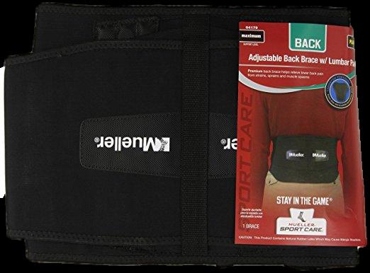 Бандаж на спину pharmacels 52470 adjustable back brace