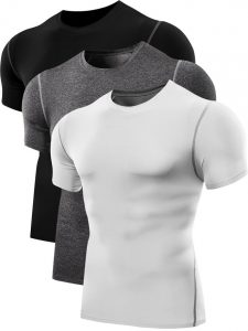 Neleus Best Compression Shirt for Gynecomastia
