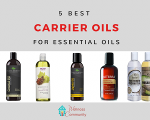 Best Carrier Oil for Essential Oils
