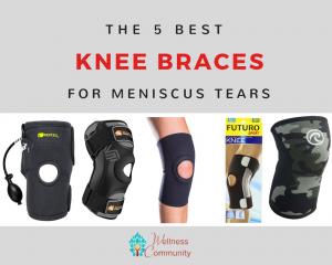 Best Knee Braces for Meniscus Tears