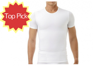 03820f85f1883 The 5 Best Shirts for Gynecomastia   2018 Reviews   Deals