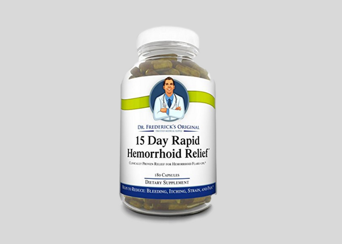 The Top Treatments for Hemorrhoid Pain Supplement