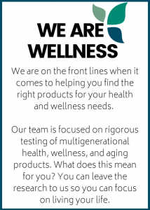 We Are Wellness